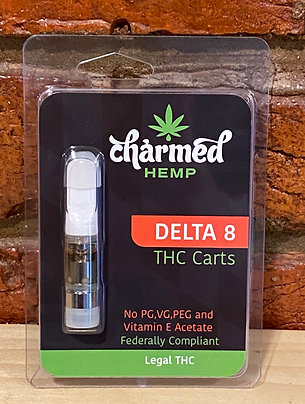 Delta 8 THC Vape Cartridge