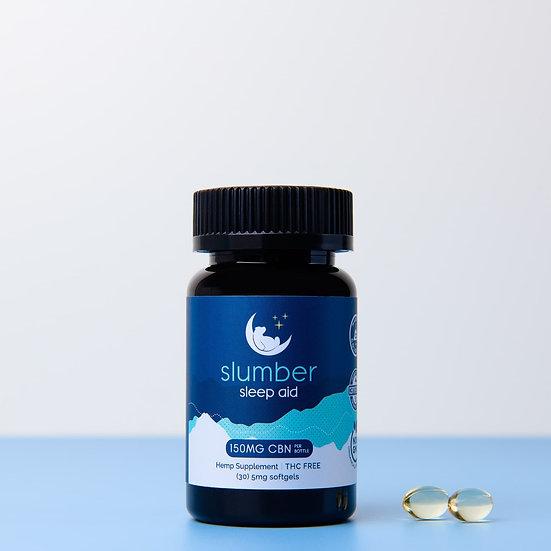 Slumber Sleep Aid CBN Softgels (150MG)