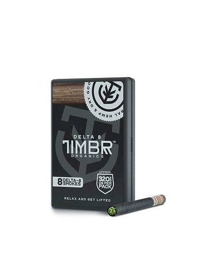 TIMBR Delta 8 Smokes