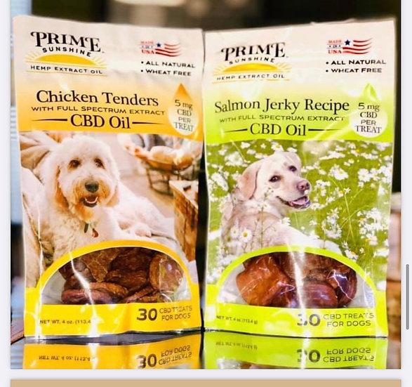 Prime Sunshine CBD Pet Treats