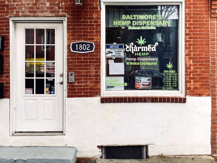 Our First Year as Baltimore's Hemp Dispensary
