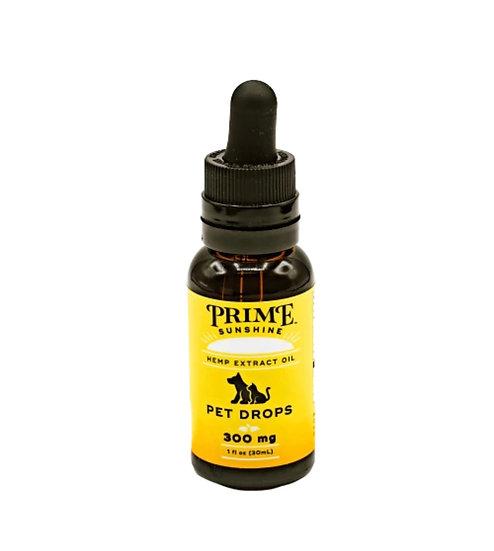 Prime Sunshine Pet Drops (300MG)