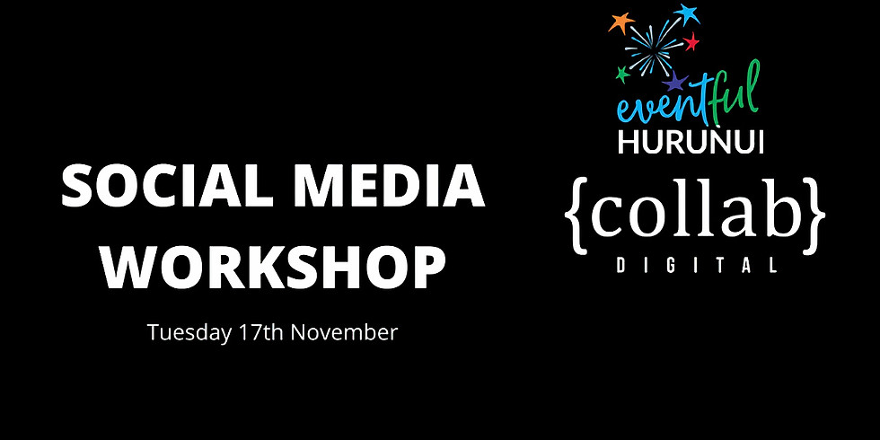 Free Social Media Workshop with Collab Digital