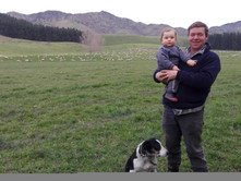 The Farmers Fast Five : James Maxwell