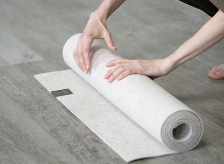 The Wool Press : Dana McKenzie From Yolana Yoga Mats