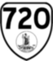 The God 720 logo