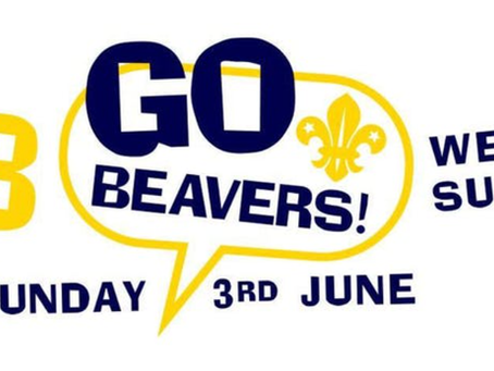Go Beavers event