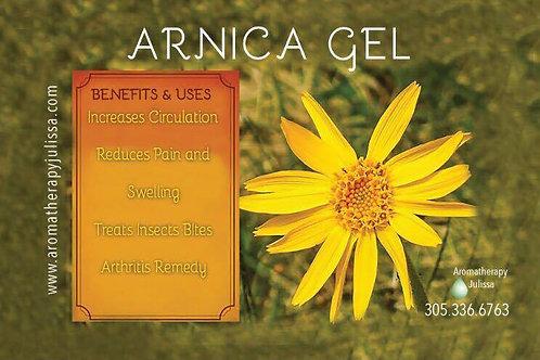 Arnica Gel with camphor x 2.7oz