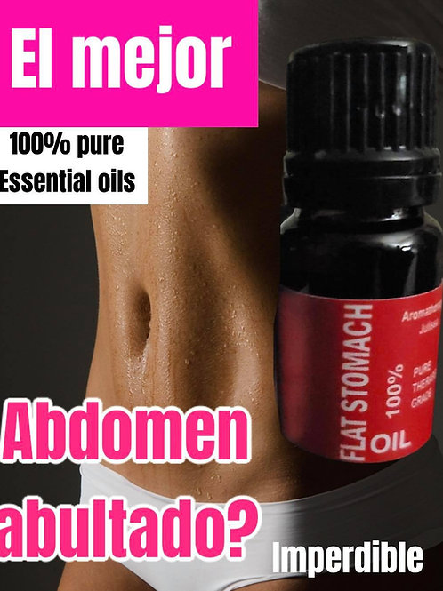 Flat Stomach Oil