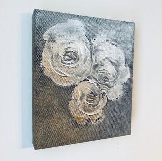 1'x1' Acrylic on Fabric
