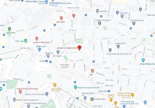 מפה מעל הסטודיו.JPG