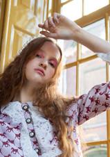 Publication: PAP Magazine  Photography: Sabrina Charehbili Model: Mirre Sonders - Agency: Vdm Models Styling: Cherylle Stein Makeup & Hair: Cristina Rosu