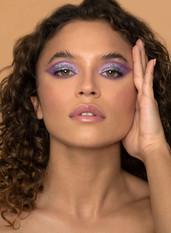 Model: Isabelle Charlotte Josephine Makeup, Hair & Photography: Cristina Rosu