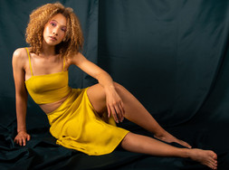 Photography & Styling: Laura van Geest Model: Jordan Purperhart - Agency: Euromodel Makeup & Hair: Cristina Rosu