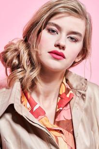 Photography: Aldwin van Krimpen Model: Eva Looren de Jong - Agency: Moxie Models Styling: Ovunda Styling Makeup & Hair: Cristina Rosu