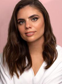 Model: Alina Luca Makeup, Hair & Photography: Cristina Rosu