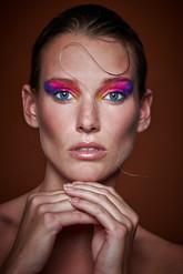 Photography: Aldwin van Krimpen Model: Danique van Hal - Agency: Radical Faces Makeup & Hair: Cristina Rosu