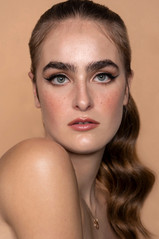 Model: Lana Koster - Agency: Radical Faces Makeup, Hair & Photography: Cristina Rosu