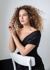 Photography: Vivian Hoi Ling Wong Model: Luna - Agency: Euromodel Amsterdam Styling: Roos Verboom Makeup & Hair: Cristina Rosu