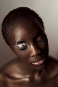 Photography: Sabrina Charehbili Model: Alaine Louki - IBTM Models Makeup & Hair: Cristina Rosu