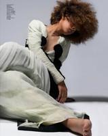 Publication: MOD Magazine  Photography: Sabrina Charehbili Model: Dianthel Redmond - Agency: Wkd Models Designer: Anbasja Blanken Makeup & Hair: Cristina Rosu