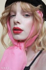 Publication: Vogue Italia  Photographer: Nienke Wind Model: Tess - Agency: Inbetween Models Makeup & Hair: Cristina Rosu