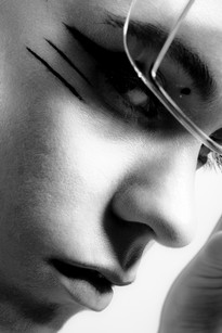 Publication: Simple Mag  Photography & Art Direction: Cinta Jassen Model: Malou Zeeman - Agency: XOModels Stylist: Junior Celine Makeup & Hair: Cristina Rosu