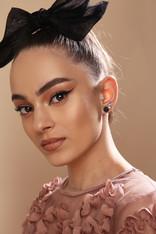 "Photography: Gail Meijer Model: Sulia Barsucova Makeup & Hair: Cristina Rosu  ""Celebrity Makeup"" Masterclass facilitated by Naima Bremer at Art of Colors Makeup School"