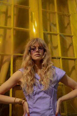 When We Were Strangers  Director & Script: Ayla Spaans Producers:Ushani Karunadasa & Ayla Spaans Makeup:Cristina Rosu & Giusi Siesti  https://www.filmfestival.nl/en/films/de-ontmoeting-when-we-were-strangers/