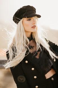 Photography: Jordy Brada Model: Joelle Grouwstra Styling: Laura van Geest Makeup & Hair: Cristina Rosu