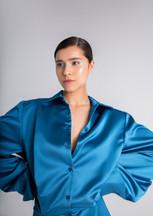 Photography: Vivian Hoi Ling Wong Model: Elise Hoogerdijk - Agency: Euromodel Amsterdam Styling: Krystel-Jane Robinson Makeup & Hair: Cristina Rosu
