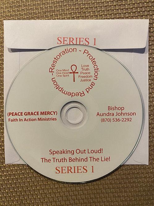 INDIVIDUAL AUDIO CD OF BOOK SERIES