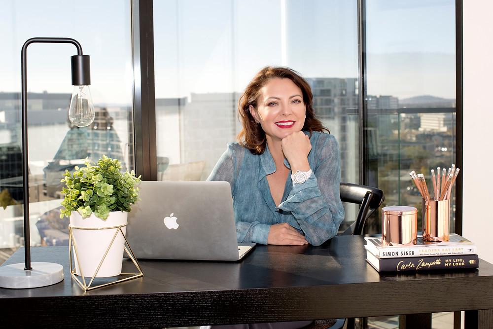 BOOKPLATE Managing Director, Tracy Keeley