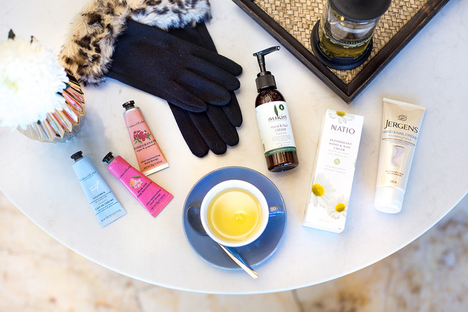 Winter hand care: 4 tips for silky soft hands