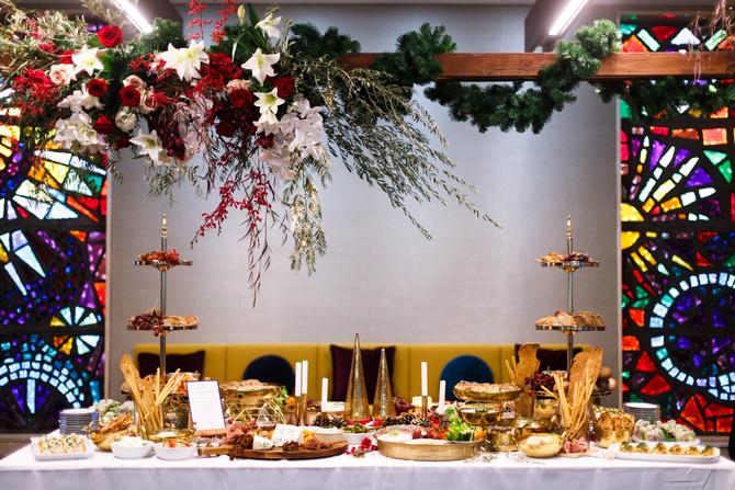 A Christmas soirée to remember