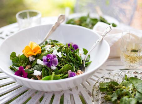 Spring Pea Salad