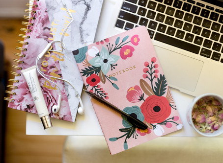 Botanical desk essentials you didn't know you needed