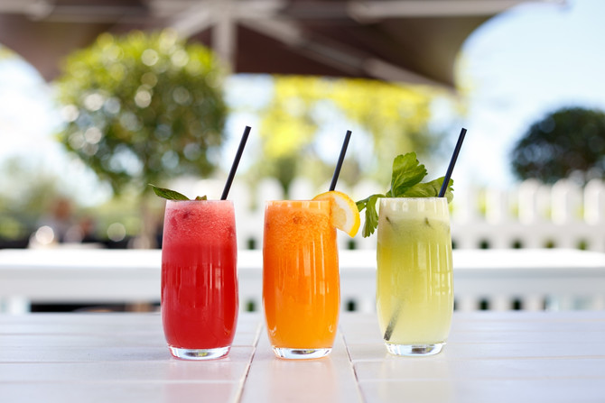 Just juicy: 3 easy-peasy summer refreshers