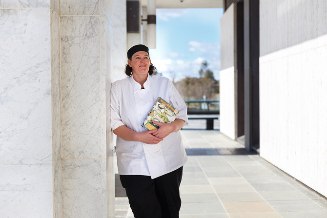 BOOKPLATE head chef Natalie Schultz on following your heart