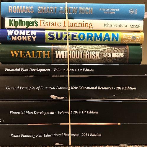 Financial estate planning development wealth