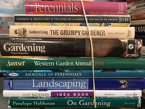 Gardening, landscaping, garden, flowers