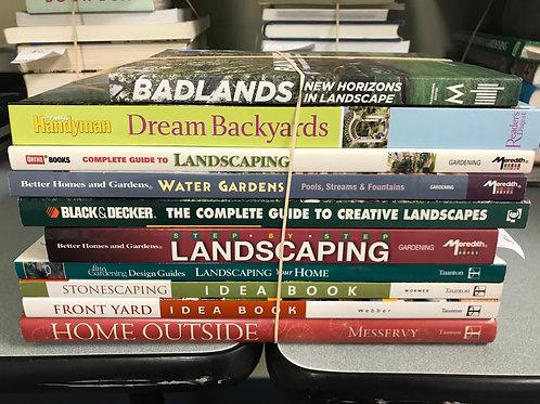 Landscape, landscaping, gardening