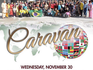 NOV.30.2016【Caravan at George Brown College】