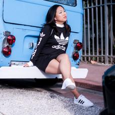 Adidas Girl