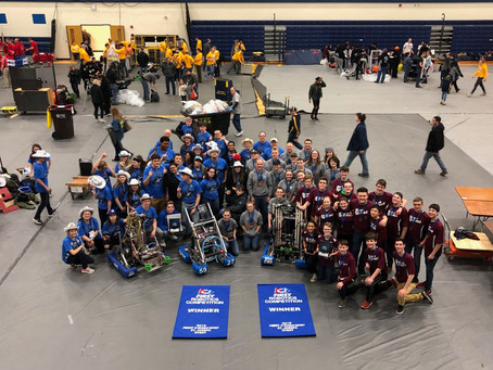 District Winners at St. Joseph, MI