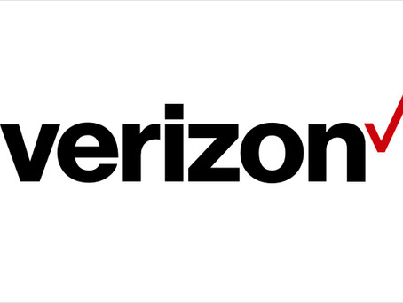 Thank you to our newest sponsor, Verizon.