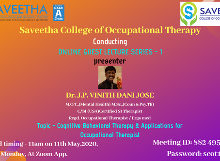 Online Guest Lecture Series