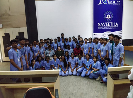 """Guest Lecture on """"Touch for Health and Brain Gym"""""""