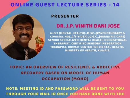 Online Guest Lecture 14