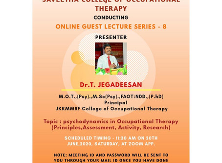 Online Guest Lecture 8